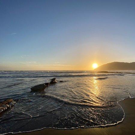 Marinella di Sarzana, Ιταλία: Il mare d'inverno ☺️