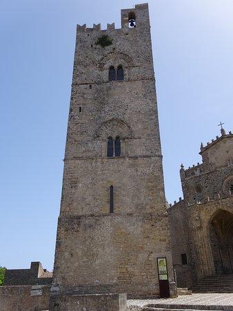 Torre di Re Federico (Torre Campanaria) - Erice, Sicily