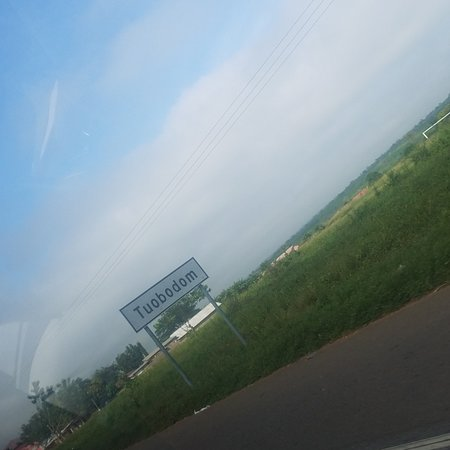 Tuobodum, Гана: Tuobolom township is popular name in Ghana because of its name.