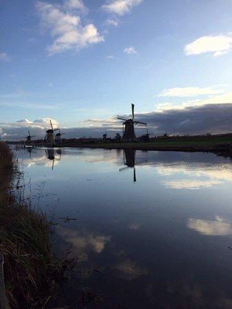 Boottocht Rotterdam - Kinderdijk