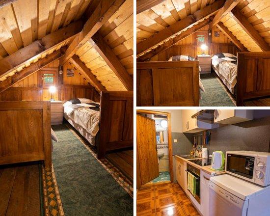 מחוז ואראז'דין, קרואטיה: A third Bedroom with two separate beds & a fully equipped kitchen.