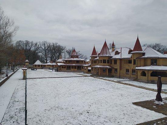 Загородный комплекс Fort Pirnov Park