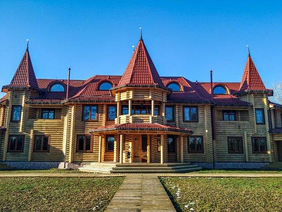 Pirnove, Ucrania: Форт Пирнов Парк