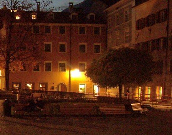 Barocke Platzanlage