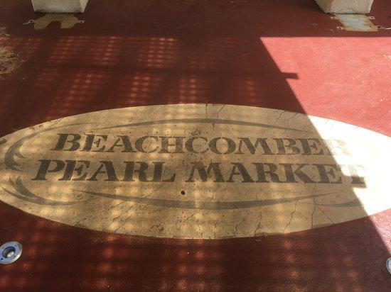 Avarua, Cook Adaları: Beachcomber Pearl Market Rarotonga, Îles Cook