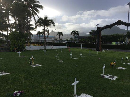 Avarua Rarotonga, Îles Cook  RSA Cemetery