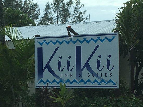 Kiikii Inn & Suites Rarotonga, Îles Cook