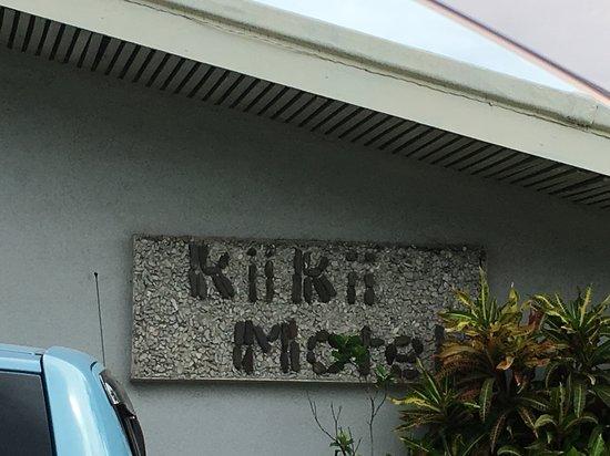 Avarua, Kepulauan Cook: Kiikii Inn & Suites Rarotonga, Îles Cook