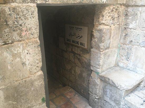 Jeruzalem, Israël: The Small Western (Wailing) Wall