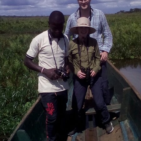 My life is awesome when ever I am with my clients for shoebill trekking so for more about shoebill and bird watching follow up my e-mail; shoebill126@gmail.com