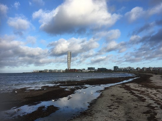 Ribersborgs Strand Malmö, Suède
