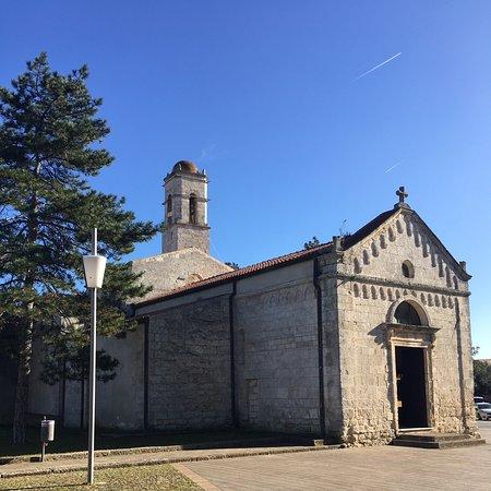Chiesa di Santa Croce ( Cheja e Santa Rughe) XI-XII secolo. Usini ( SS)