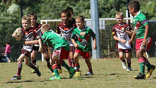 Rugby league at Jackson Oval
