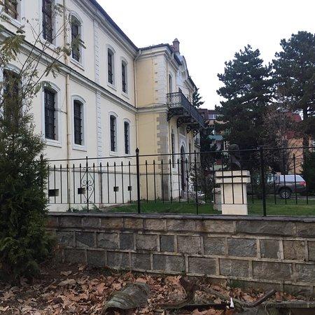 Bitola, جمهورية مقدونيا: Manastır'da Atatürk'ün eğitim aldığı askeri okul. Fakat müze yeterince özenli değil. 