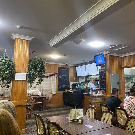 The Lake Macquarie Hotel bistro