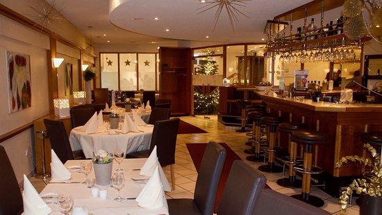 Menden, Deutschland: Le Marron Restaurant - Weihnachtszeit
