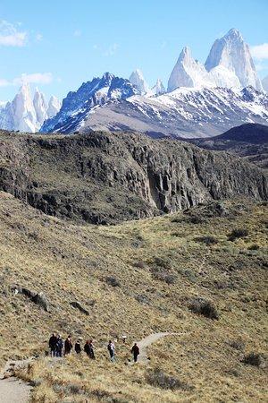 Caminata Mirador de los Condores Chalten