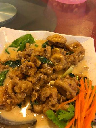 Butter sotong (wet)
