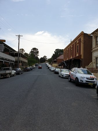 Carcoar main street