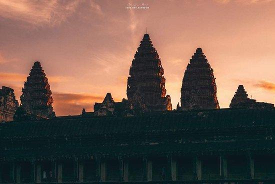 Chheab Angkor Wat Tour