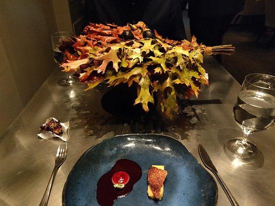 Main Dish Picture Of Alinea Chicago Tripadvisor