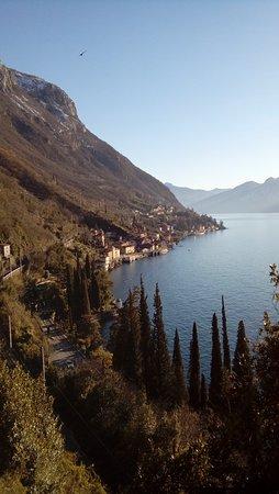 Варенна, Италия: Varenna...panorama sul lago...