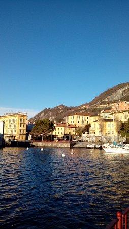 Варенна, Италия: Panorama sul lago...Varenna...