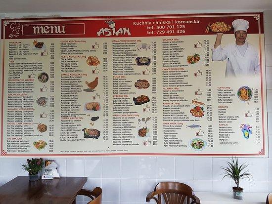 Bar Asian Kuchnia Chinska Wietnamska Koreanska Poznan Recenzje Restauracji Tripadvisor