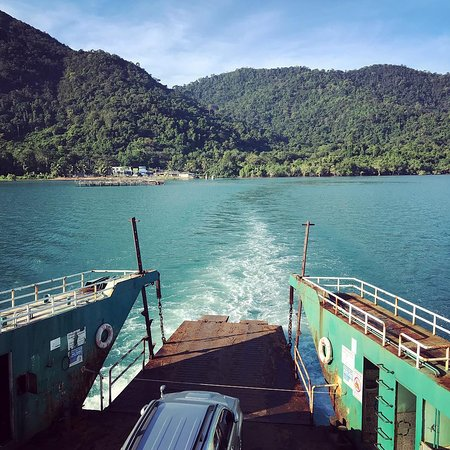 Leaving Koh Chang is hard!  We hope to see you again.
