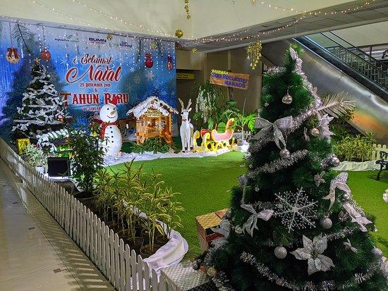 מנדו, אינדונזיה: Christmas in Indonesia