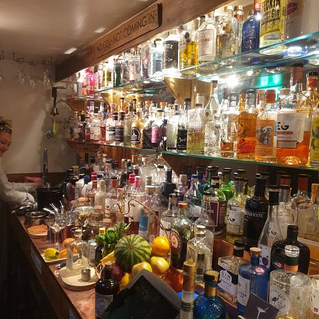 The Standing Room Gin Bar