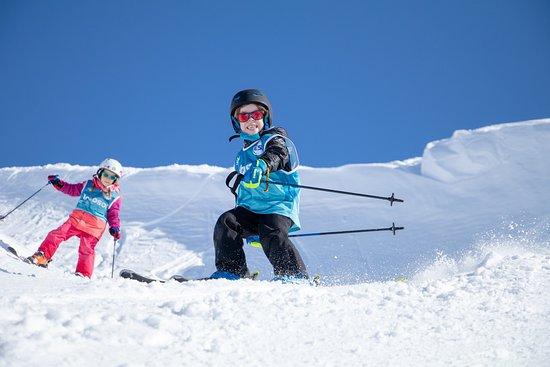 """Samoens, Francie: """" Trop cool le ski !!! """""""