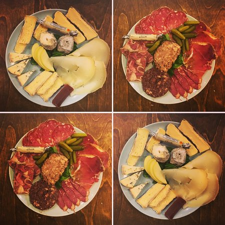 Charcuterie / fromages