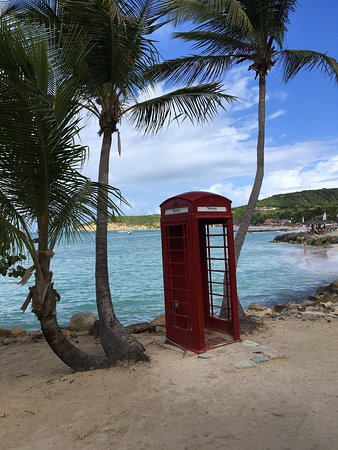 Dickerson Bay ! Great spot - good beach and plenty of amenities.. 😎