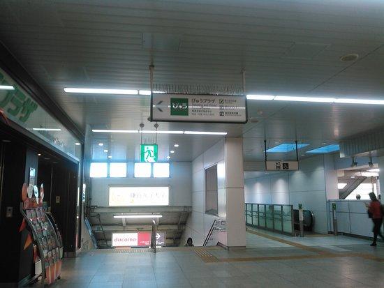 🍁12.14(土)☀大船駅🚃南改札(東口・方面)