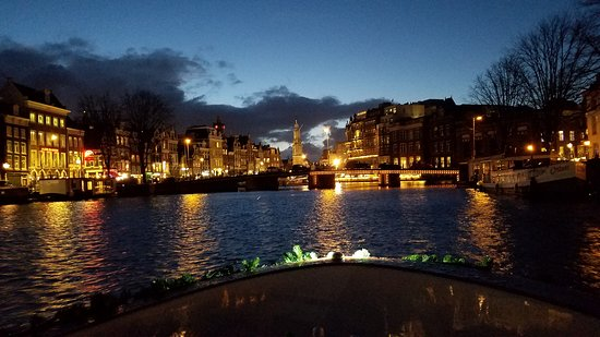 Amsterdam Small-Group Canal Cruise Plus Snacks and Drinks Fotografie