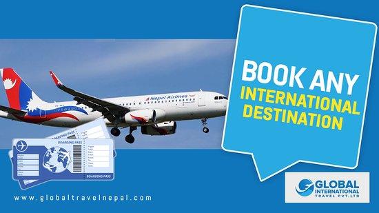 Book Flight Tickets (Domestic & International)