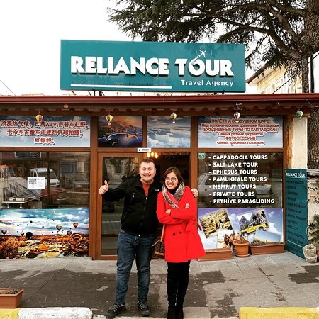 Reliance Tour Travel Agency