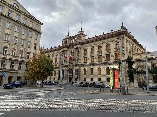 NH Collection Prague Carlo IV, hoteles en Praga