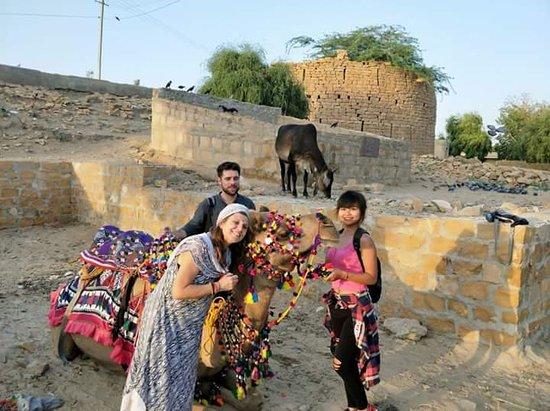 Jaisalmer Sameer Taxi Service