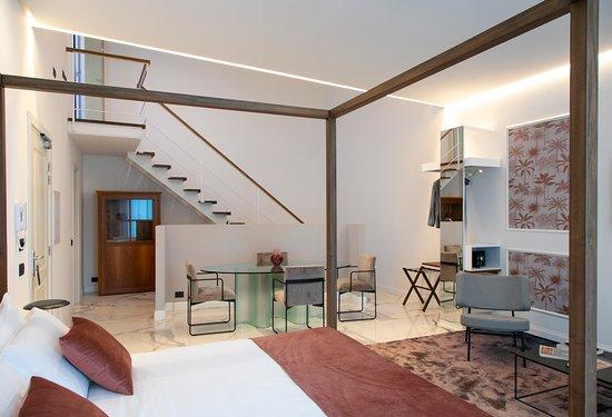 Palazzo Sovrana, Via Bara all'Olivella 78 Palermo Savoy Loft 3rd Floor