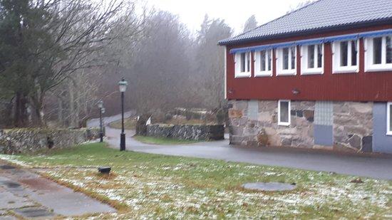 Immeln, Sverige: voorzijde