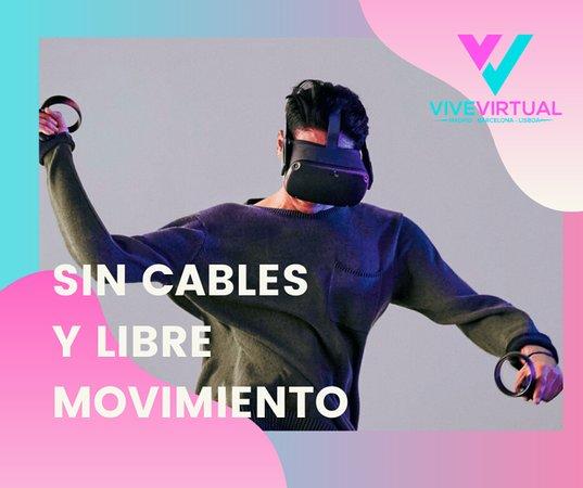Vive Virtual