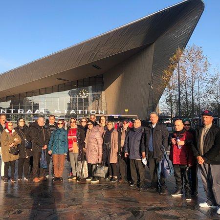 Voyage Rotterdam  Le 02/12/2019