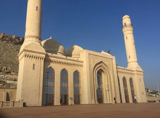Gobustan Rock Art & Mud Volcanoes Tour: gobustan tour bibiheybat mosque