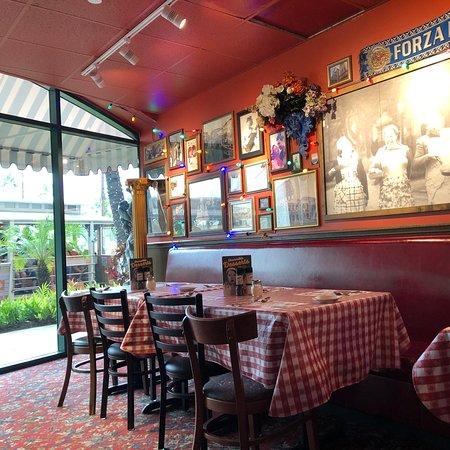Old style nostalgic restaurant