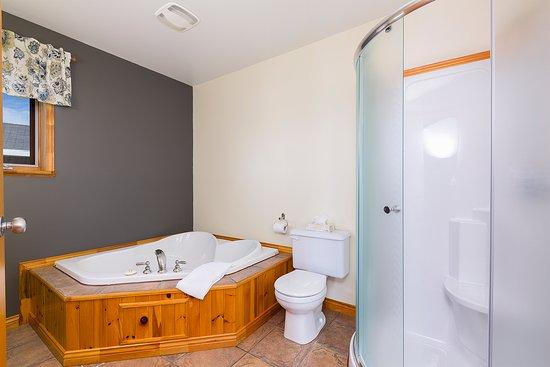 Salle de bain du chalet #10