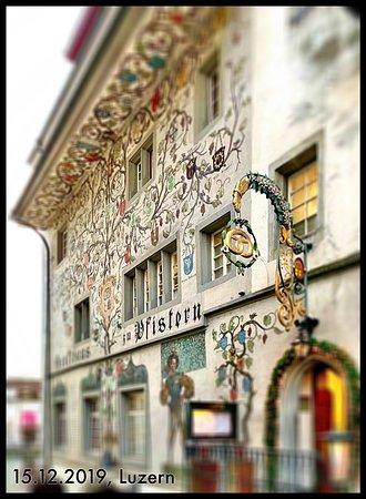 لوزيرن, سويسرا: Luzern , ein Wintermärchen