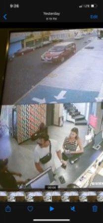 Juarez Intl Airport: Hotel MX airport gunpoint while at check in!!!! Beware.