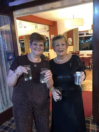 Fantastic  night once again at the Rob Roy,  big thanks to Karen &  Ann on reception  who go above and beyond for us all , great place !